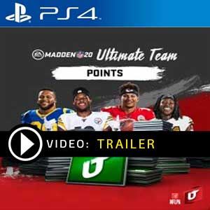 Madden NFL 20 Ultimate Team Points PS4 Prices Digital or Box Edition