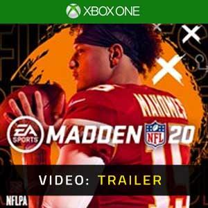 Madden NFL 20 Xbox One Video Trailer