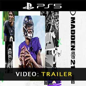 Madden NFL 21 PS5 Prices Digital or Box Edition
