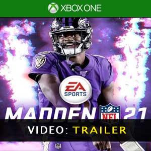 Madden NFL 21 Trailer Video