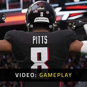 Madden NFL 22 Gameplay Video