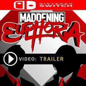 Maddening Euphoria Nintendo Switch Prices Digital or Box Edition