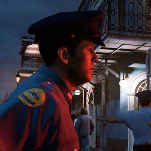 Mafia 3 PS4 Investigating People