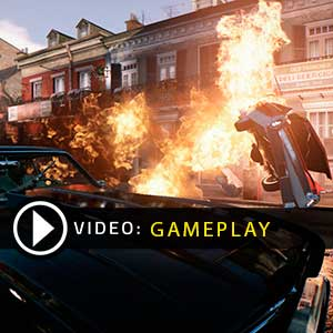 Mafia 3 Xbox One Gameplay Video