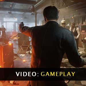Mafia Definitive Edition gameplay video
