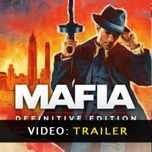 Mafia Definitive Edition trailer video