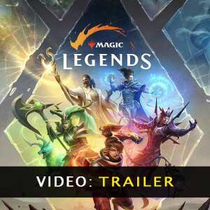 Magic Legends Video Trailer