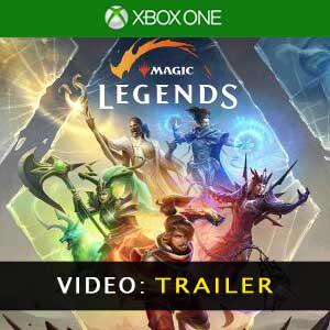 Magic Legends Xbox One Video Trailer