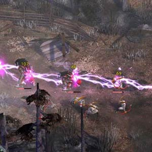 Magicka - Chain Lightning