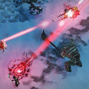 Magicka 2 Gameplay Screenshot