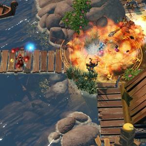 Magicka 2 Gameplay