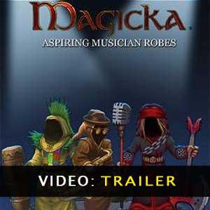 Magicka Aspiring Musician Robes