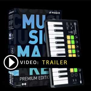 Buy MAGIX Music Maker Premium 2020 CD KEY Compare Prices