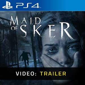 Maid of Sker PS4 Video Trailer