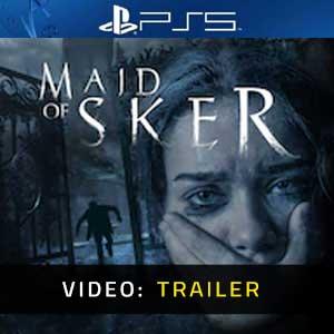 Maid of Sker PS5 Video Trailer