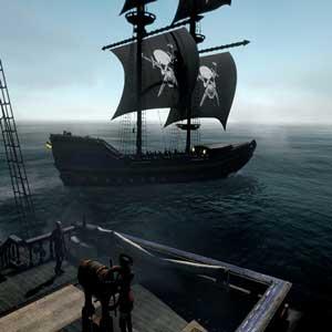 Man O War Corsair Pirate ship