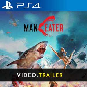 Maneater PS4 Prices Digital or Box Edition