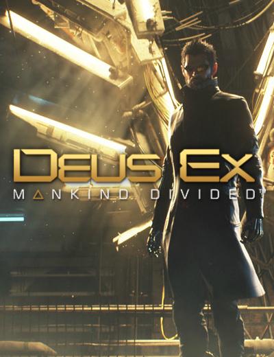 Deus Ex Mankind Divided Pre-Order System Cancelled