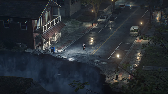 The Evil Within 2 Location