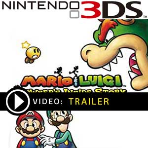 Mario and Luigi Bowsers Inside Story Nintendo 3DS Prices Digital or Box Edition