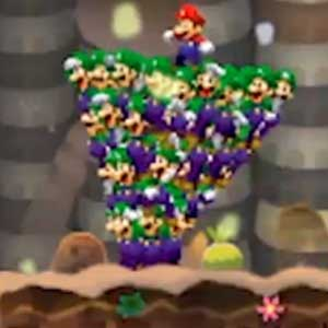 Mario Luigi Dream Team Bros Nintendo 3DS Level 3