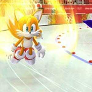 Mario & Sonic at the Sochi 2014 Olympic Winter Games Nintendo Wii U