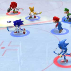 Mario & Sonic at the Sochi 2014 Olympic Winter Games Nintendo Wii U Gameplay