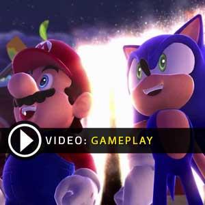 Mario & Sonic at the Sochi 2014 Olympic Winter Games Nintendo Wii U Gameplay Video