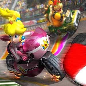 Mario Kart 8 Deluxe Main Cast