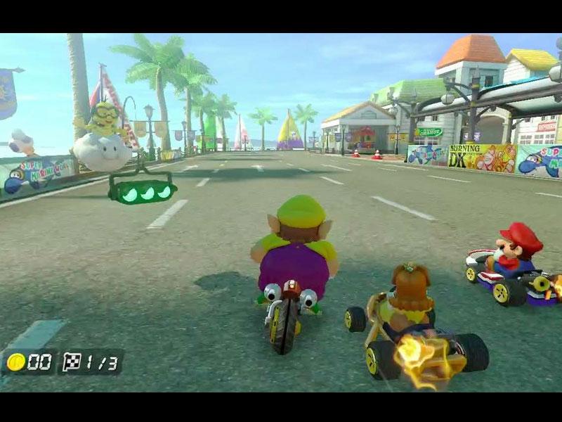 Buy Mario Kart 8 Nintendo Wii U Download Code Compare Prices