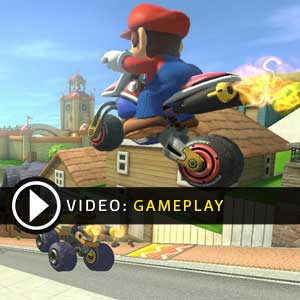 Mario Kart 8 Nintendo Wii U Gameplay Video
