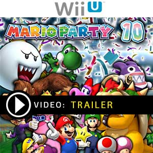Mario Party 10 Nintendo Wii U Prices Digital or Box Edition