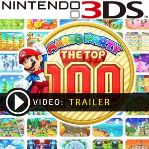 Mario Party The Top 100 Nintendo 3DS Prices Digital or Box Edition