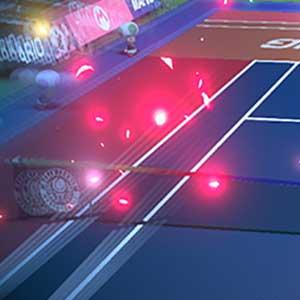 all-out tennis battles
