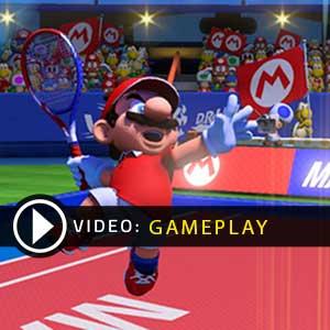Mario Tennis Aces Nintendo Switch Gameplay Video