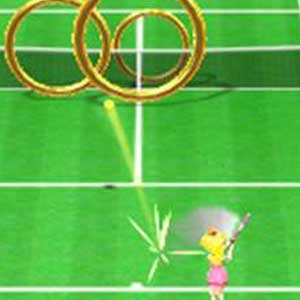 Mario Tennis Open Nintendo 3DS Ring Points
