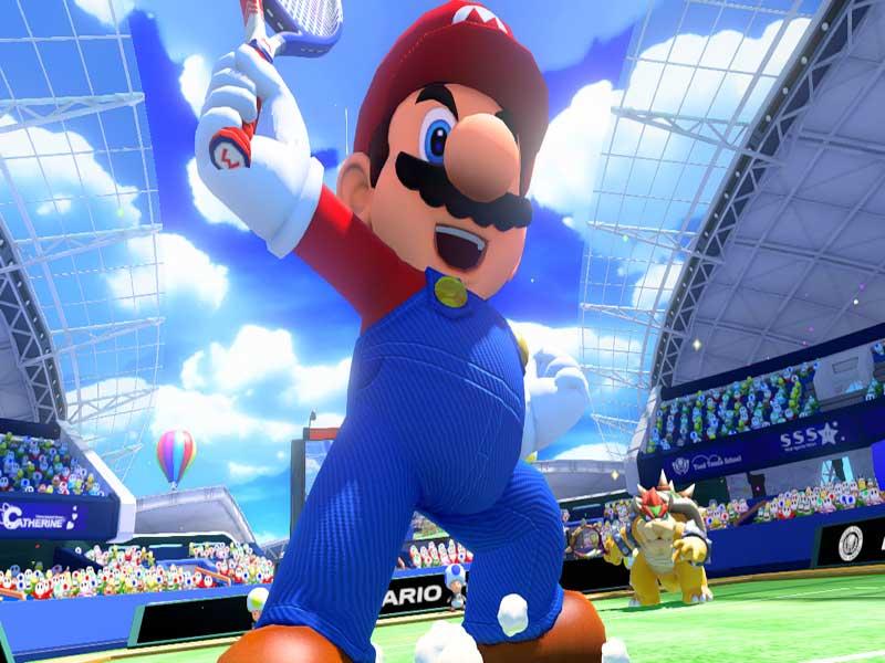 Buy Mario Tennis Ultra Smash Nintendo Wii U Download Code Compare
