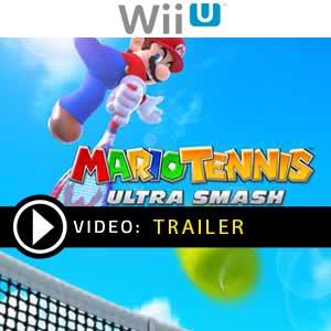 Mario Tennis Ultra Smash Nintendo Wii U Prices Digital or Box Edition