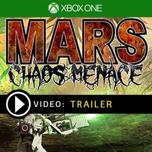 Mars Chaos Menace Xbox One Prices Digital or Box Edition