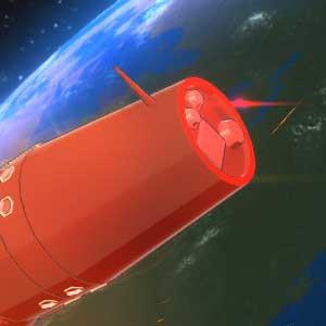Mars Horizon Spacecraft