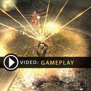 Marvel Ultimate Alliance 2 Gameplay Video