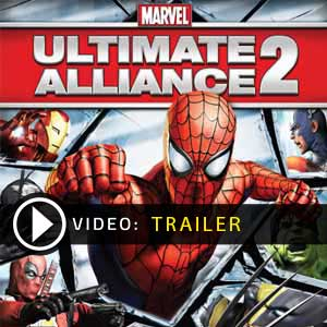 Buy Marvel Ultimate Alliance 2 CD Key Compare Prices
