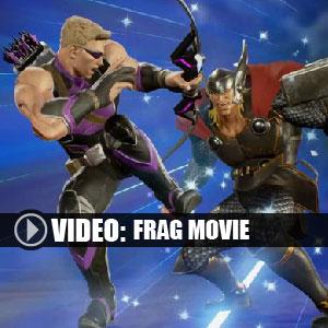 Marvel vs Capcom Infinite Frag Movie