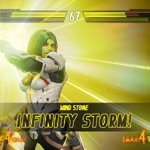 Marvel vs Capcom - Gameplay Image