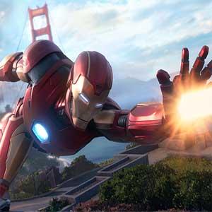 Marvel's Avengers - massive devastation