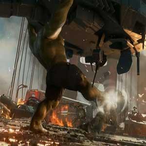 Marvels Avengers Hulk