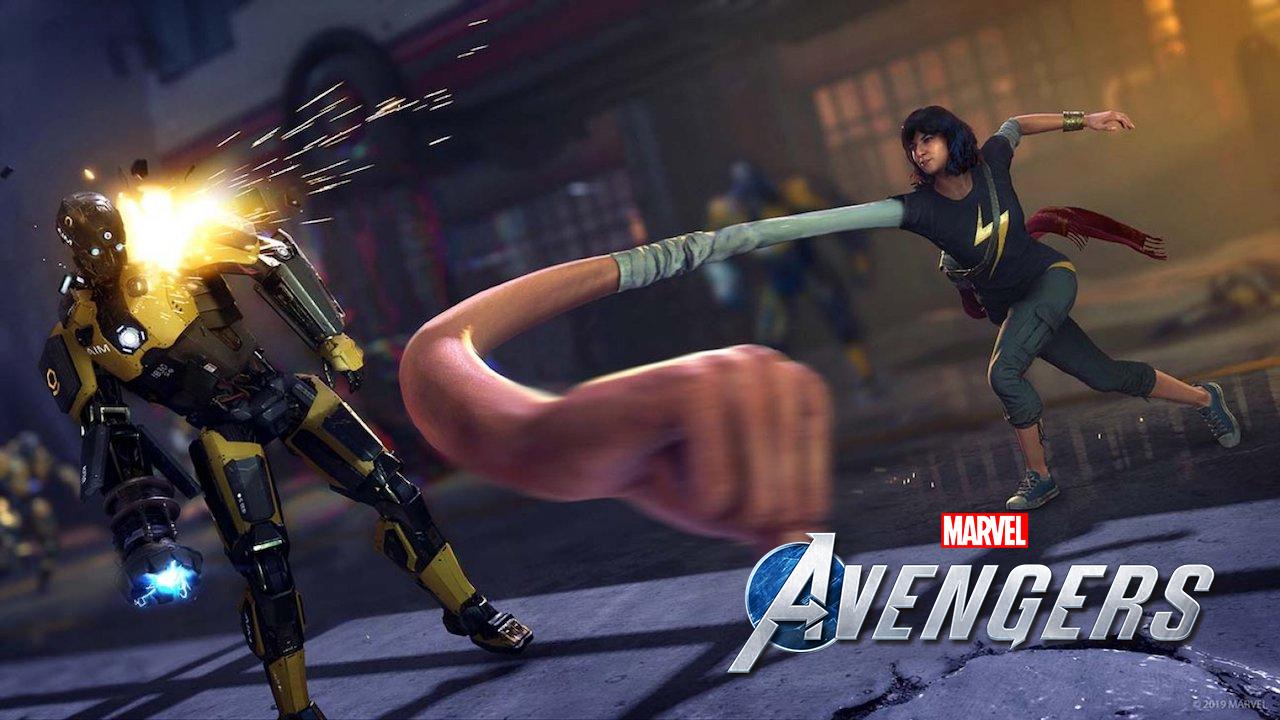 Marvel's Avengers: Ms. Marvel