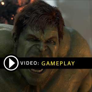 Marvels Avengers Gameplay Video