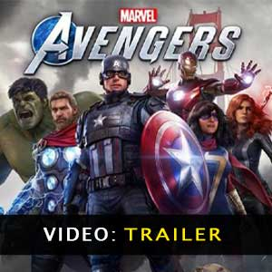 Marvels Avengers Trailer Video
