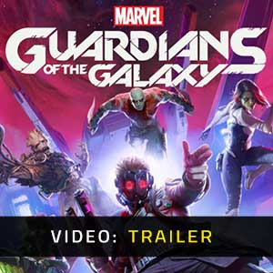 Marvel's Guardians of the Galaxy Video Trailer